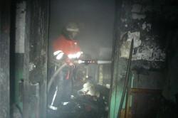 В Харкові пожежа забрала життя однієї людини (фото)