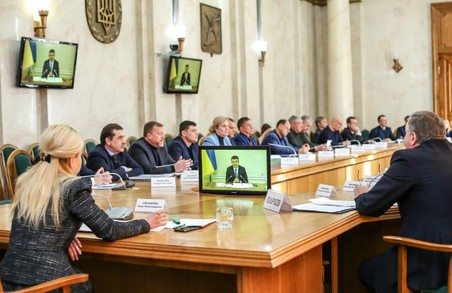 Світлична заявила про розробку плану модернізації комунальних мереж в містах обласного значення та по ОТГ