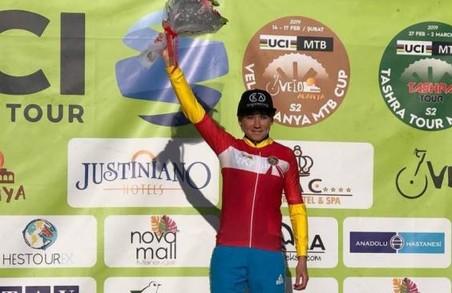 Харківські велосипедисти здобули три медалі в Туреччині