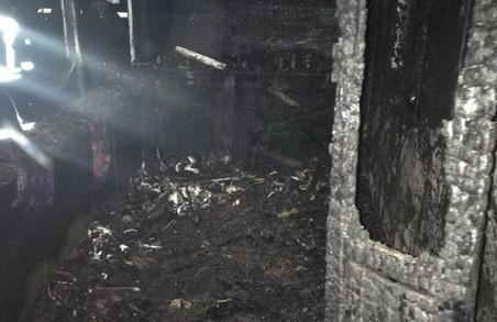 На Харківщині в приватному домоволодінні вибухнула граната