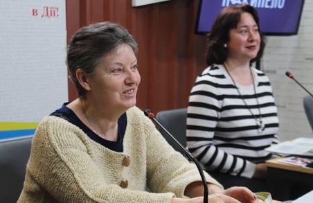 В Харкові презентували «Ґендерний сантиметр», присвячений жіночій історії України