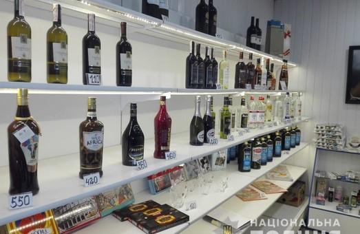 В Харкові шукають точки з незаконним збутом алкоголю