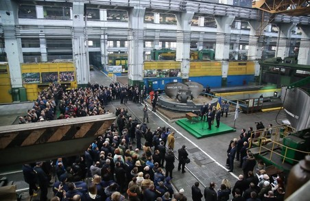 Два харківські підприємства підписали контракт на 1,27 млрд грн