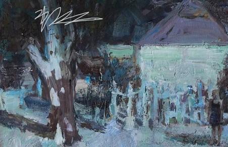 В Харкові відбудеться виставка українських пейзажем від китайського художника