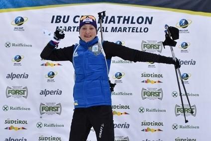 Харківська біатлоністка стала переможницею етапу Кубка Європи