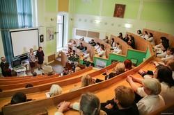 Світлична зустрілася з колективом Харківського медико-генетичного центру