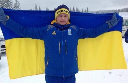Юні харківські біатлоністи здобули медалі чемпіонату України