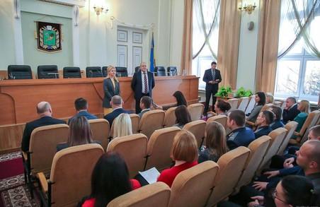 Світлична зустрілася з колективом прокуратури Харківської області