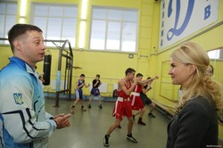 Робиться все, щоб на Харківщині спорт продовжував розвиватися – Світлична