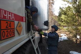 На Харківщині було виявлено десяток застарілих боєприпасів