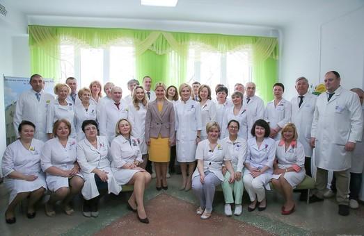 Крок за кроком будемо відновлювати заклади медичної сфери на всіх рівнях – Світлична