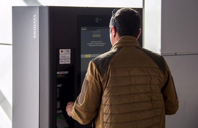 В аеропорту Ярославського встановили новітню систему автоматизації паркування для автомобілів
