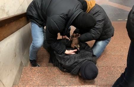 Харків'янин на замовлення Росії намагався влаштувати теракт в метро (фото, відео)