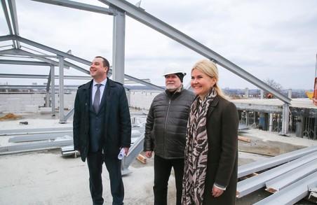На Харківщині з'явиться нова початкова школа та дитсадок – Світлична