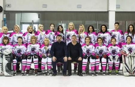 Харківські хокеїстки здобули першість на чемпіонаті України