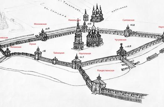 Невідомий Харків: Харківська фортеця і Петро І