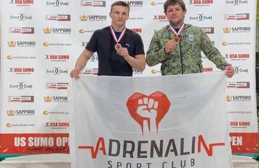 Харківські сумоїсти добре показали себе на турнірі в США