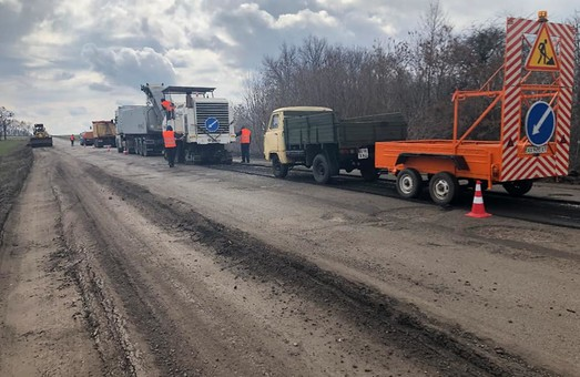 Світлична: Починаємо комплексний ремонт однієї з найгірших доріг області - Харків-Мерефа-Лозова-Павлоград