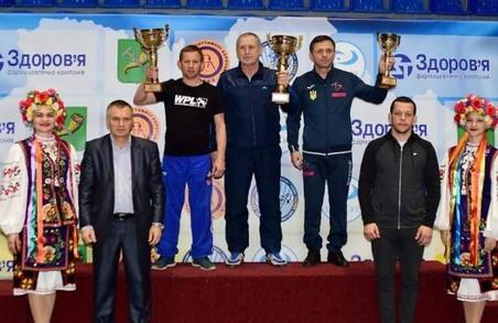 Харківські борці стали переможцями домашнього чемпіонату України