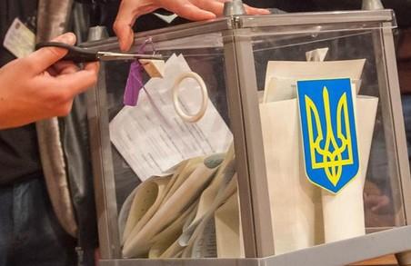 Поліція Харківської області зареєструвала 163 повідомлення про порушення виборчого законодавства