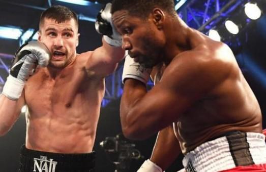 Харків'янин захистив титул чемпіона світу з боксу