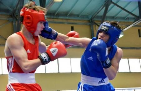 У Харкові пройшов міжнародний турнір з боксу