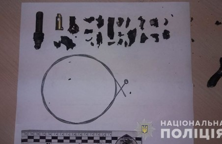 Вночі в Харкові був підірваний банкомат (фото)