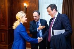 Мінгареллі та Світлична представили план розвитку харківського підприємництва