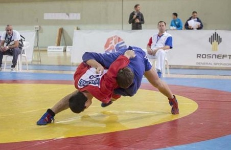 Харківські спортсмени здобули нагороди чемпіонату Європи з самбо