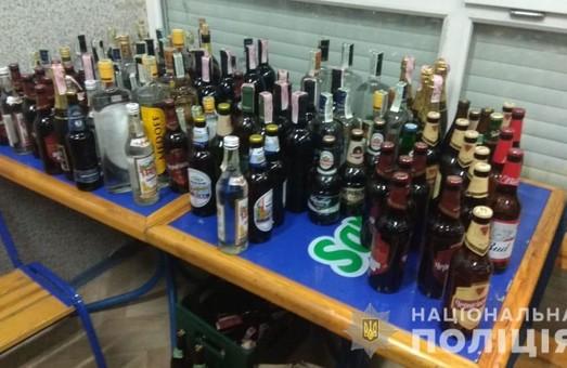 В Харкові продовжують порушувати правила торгівлі алкоголем