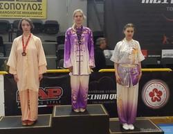 Харківські спортсмени здобули 14 медалей чемпіонату Європи з ушу