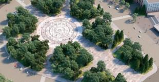 Стало відомо, як виглядатиме фонтан на площі Свободи