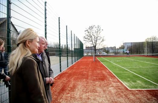 Умови для розвитку та занять спортом повинні бути в кожного – Світлична