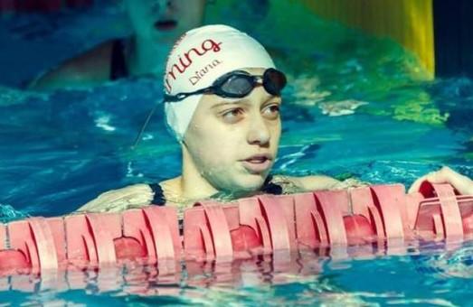 Харків'янка стала переможницею з плавання в Австрії