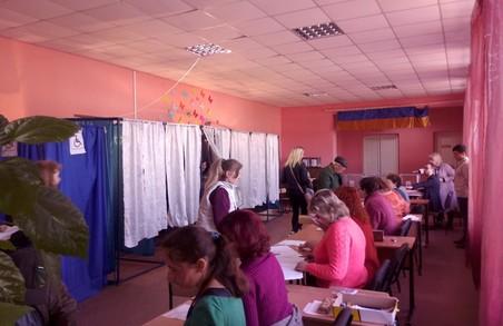 Усі виборчі дільниці Харківщини розпочали свою роботу