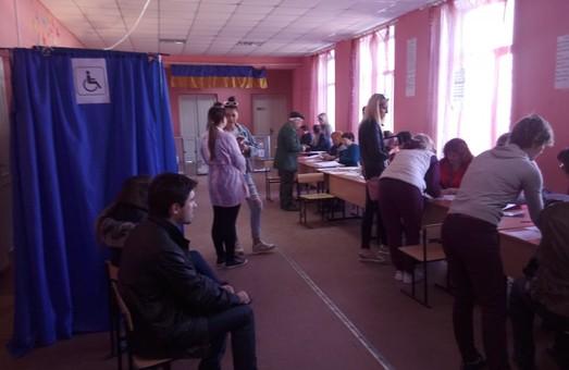 На Харківщині проголосували майже 20% виборців – ЦВК