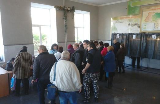 Вибори на Харківщині:  висока явка, низька кількість порушень