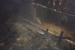 Пожежа забрала життя мешканця Харківщині (фото)