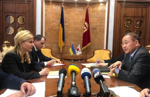 Південна Корея – серйозний і надійний партнер, який довіряє Харківській області – Світлична