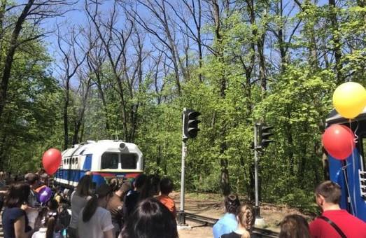 В Харкові запрацює дитяча залізниця