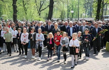 Світлична: Пам'ятати про чорнобильців потрібно кожен день