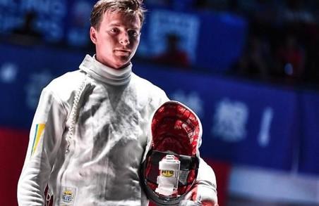 Харків'янин став чемпіоном України з фехтування