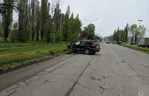 У Харкові внаслідок потрійного зіткнення автівок постраждала жінка