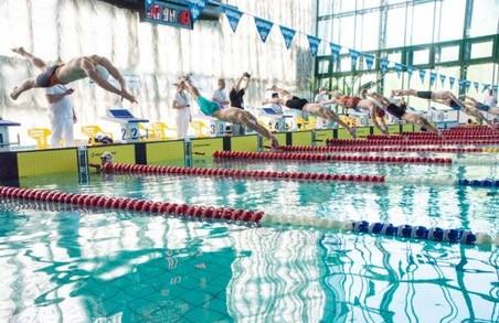 Харківські плавці привезуть 28 нагород
