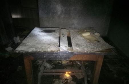 На Харківщині внаслідок пожежі загинула людина