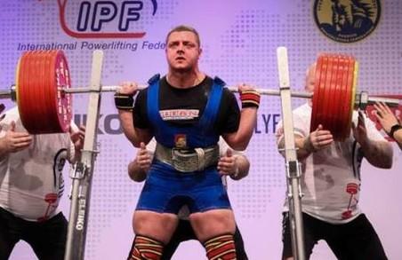 Харківський важкоатлет став переможцем чемпіонату Європи