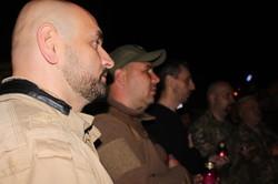 Перша хвилина миру: Як в Харкові вшанували жертв Другої світової