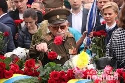 Світлична приєдналася до урочистостей за участі 25 тисяч харків'ян