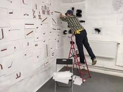 «Гілки та рури»: інклюзивна виставка двох художників-підлітків відкриється в межах дитячої програми Бієнале молодого мистецтва