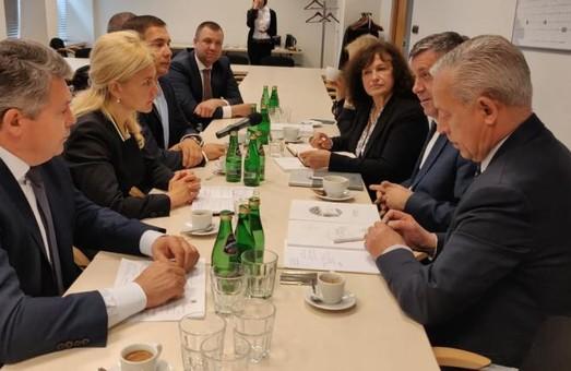 Харківщина та Польща будуть разом розширяти свою присутність на ринку Азії – Світлична